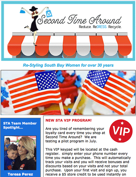 STA July 2014 Newsletter